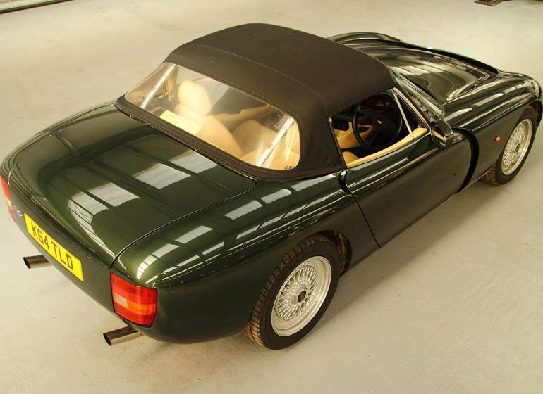 Rg Tvr Griffith