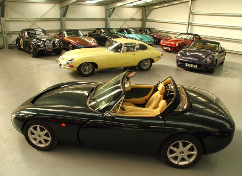 Rg Tvr And Jaguar 1
