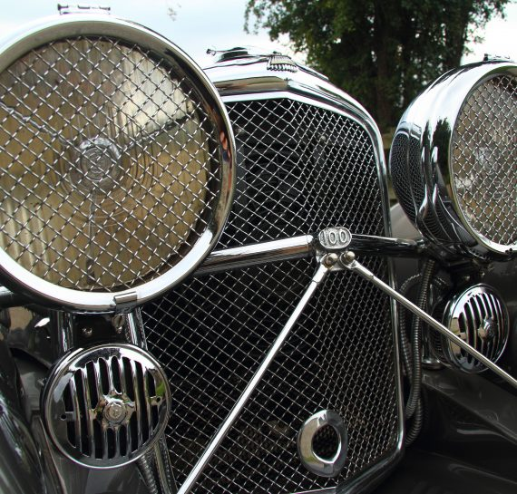 Rg Jaguar Ss Lights
