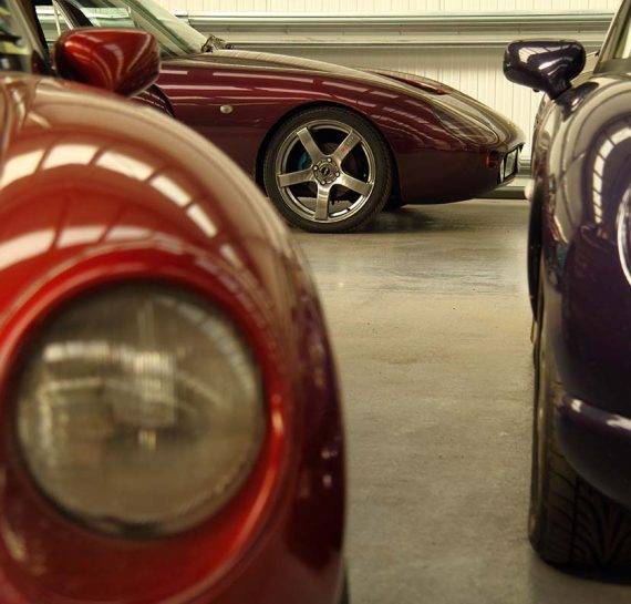 Rg Tvr Bumpers
